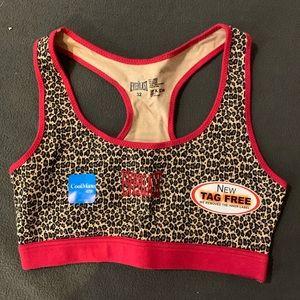 Everlast Cheetah Sports Bra
